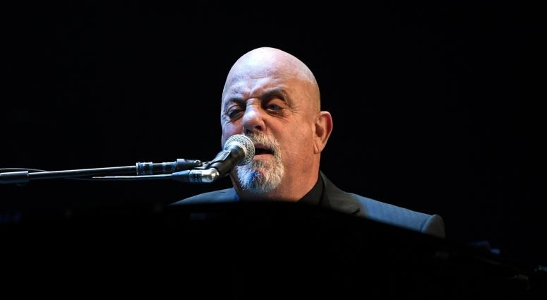 Billy Joel to play Kauffman Stadium in September, first concert at the 'K' in four decades