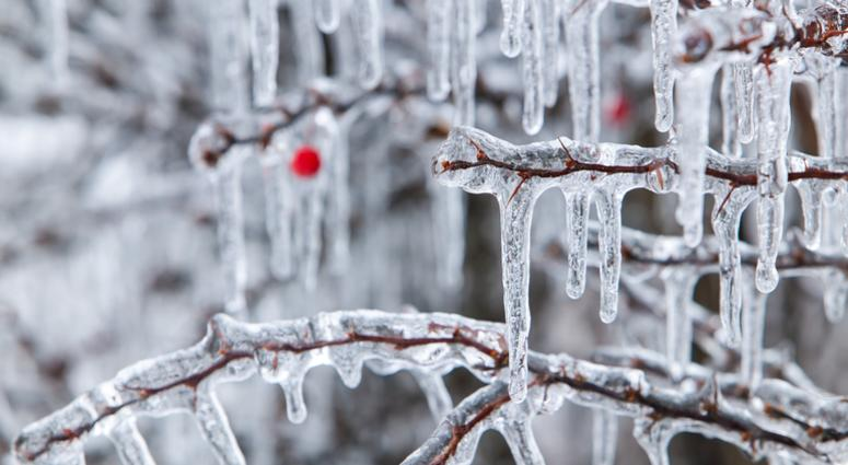 National Weather Service issues ice storm warning for Kansas City metro