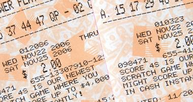Lucky lotto player in Belton matches five numbers in Powerball