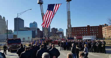 KCFD names new Fire Chief, celebrates 150 years of fighting fires in Kansas City
