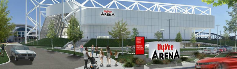 Kemper Arena to become Hy-Vee Arena as the grocery chain secures naming rights