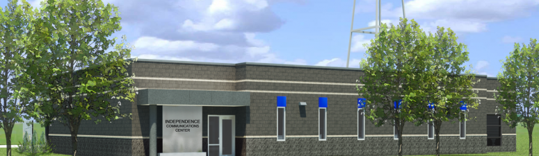 Construction begins on new 911 dispatch center for Independence