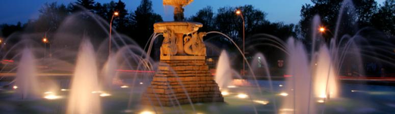 Meyer Fountain on KC's Ward Parkway operating again after $600K in repairs