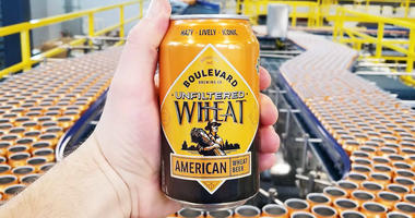 KC's Boulevard Brewing fires up $10 million beer canning operation
