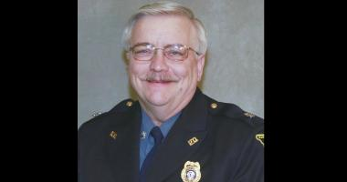 Deputy Chief Zimmerman smiles in this photo provided by KCPD
