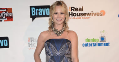 "16 June 2016 - Hollywood. Meghan King Edmonds. Arrivals for Bravo's ""The Real Housewives of Orange County"" Season 11 Premiere Party and 10 Year Celebration held at Boulevard3."