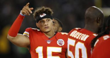Rookie QB to start for the Chiefs in the regular season finale