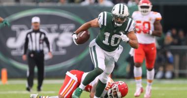 Chiefs blow 14-point lead, lose to Jets 38-31