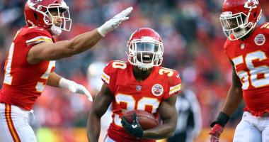 First place on the line again for the Kansas City Chiefs Saturday night