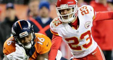 Chiefs put Gaines on IR, sign Charles ahead of playoffs