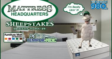 Here's Your Shot at Winning a New Temper Pedic Mattress