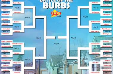 LISTEN:  Johnson Creek VS Lake Mills in our Battle of the Burbs Trivia ELITE EIGHT