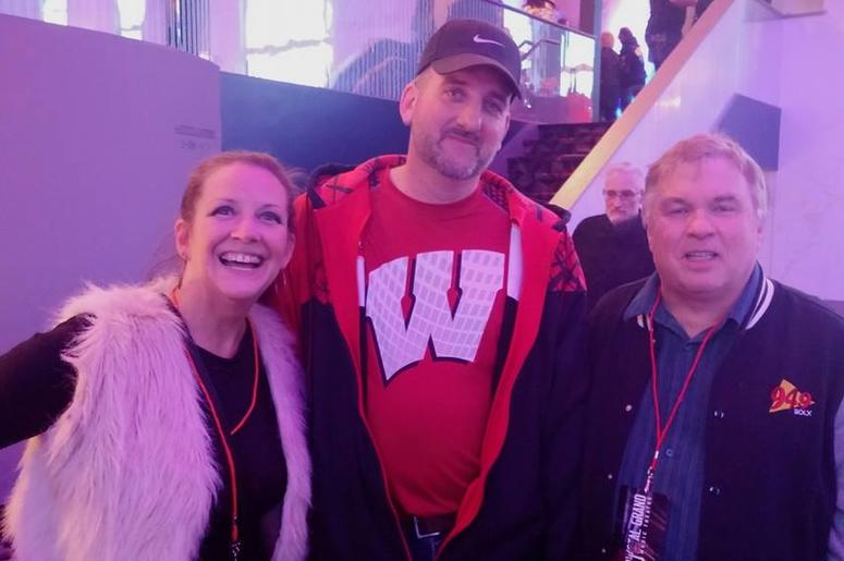 WOLX Night at WARRANT with Friends
