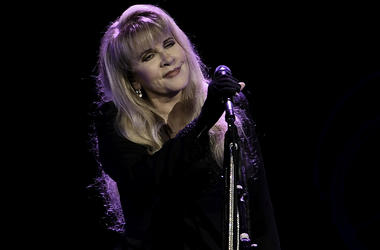 Nov 4, 2016; Sun Rise, FL, USA; Stevie Nicks performs at BB&T Center. Mandatory Credit: Ron Elkman/USA TODAY NETWORK