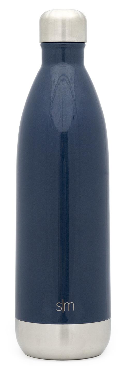 Simple Modern Wave Water Bottle Vacuum Insulated Leak Proof Steel Travel Mug