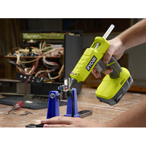Ryobi Hot Glue Gun - Ryobi - Power Tool Forum – Tools in Action