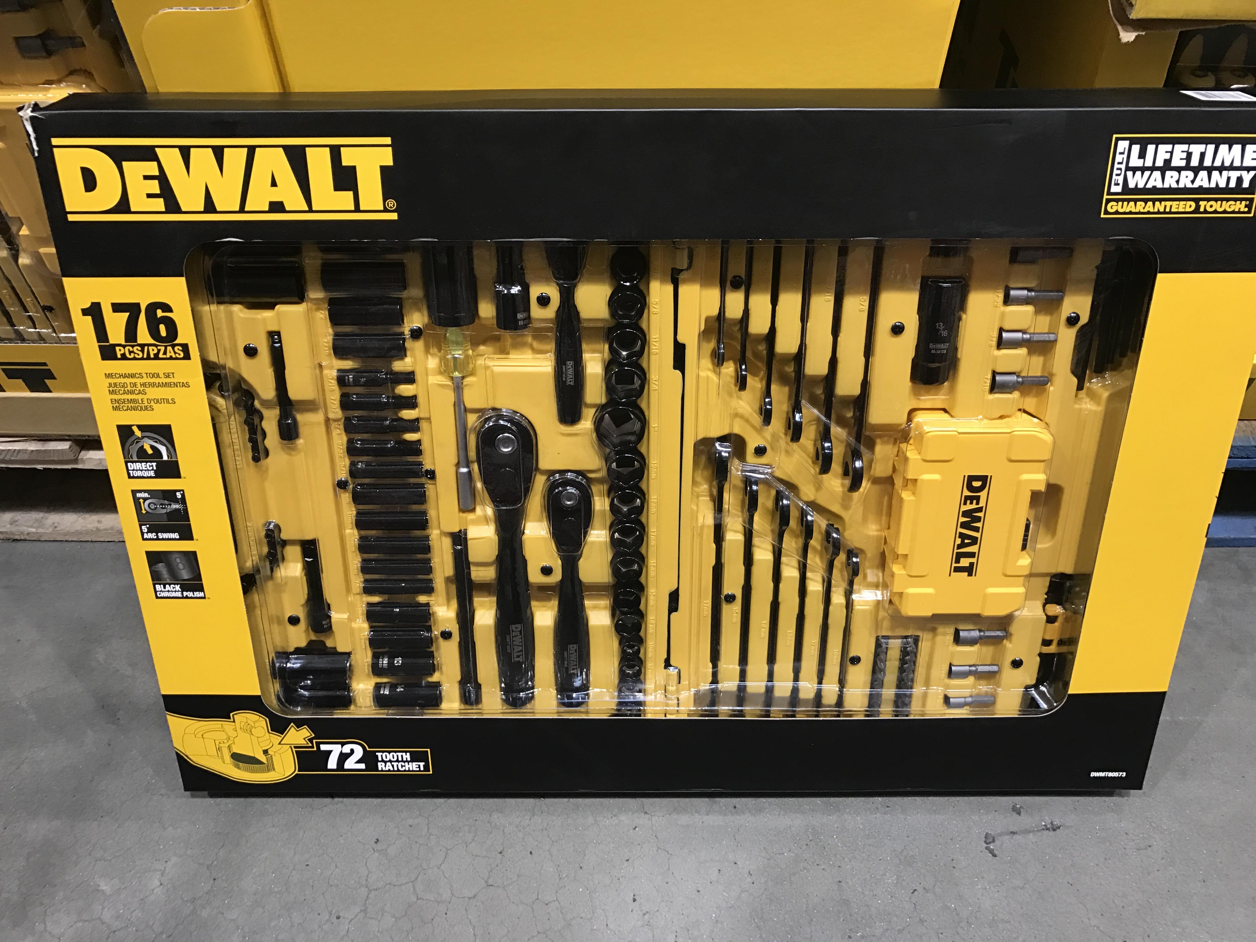 dewalt hand tool set. dewalt hand tool set l