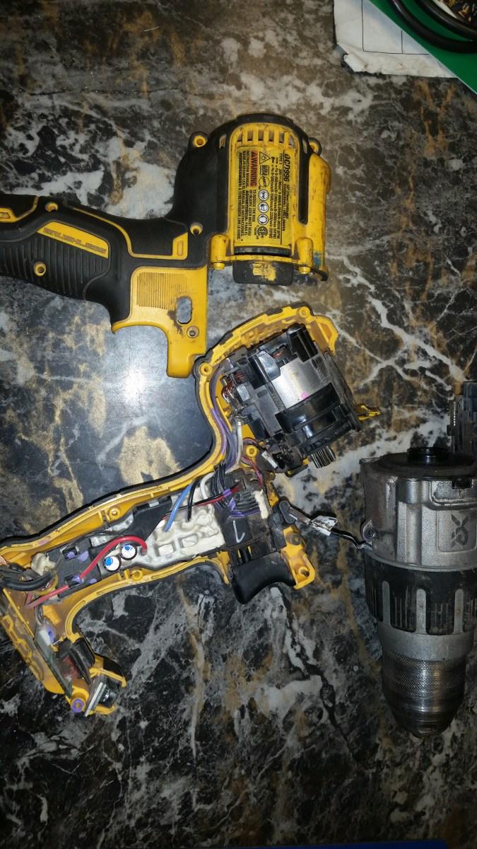 Dcd996 bites the dust - Dewalt - Power Tool Forum – Tools in Action