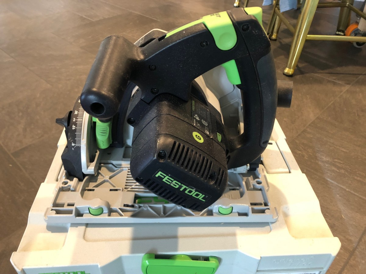 Festool Ts 55 Track Saw For Sale Power Tool Forum Tools In Action