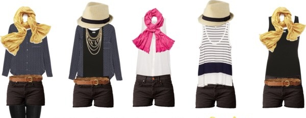 What to Wear on Vacation: 25 Essentials toPack