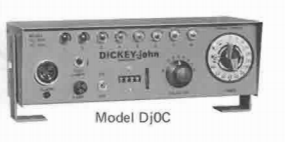 Model Dj0C Planter Monitor Installation and Operating Manual