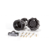 AMP 09-Terminal Series II StdSx Plug Connector Kit