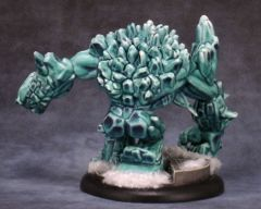 Ice Golem (back)