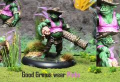 Good Grems wear Pinks