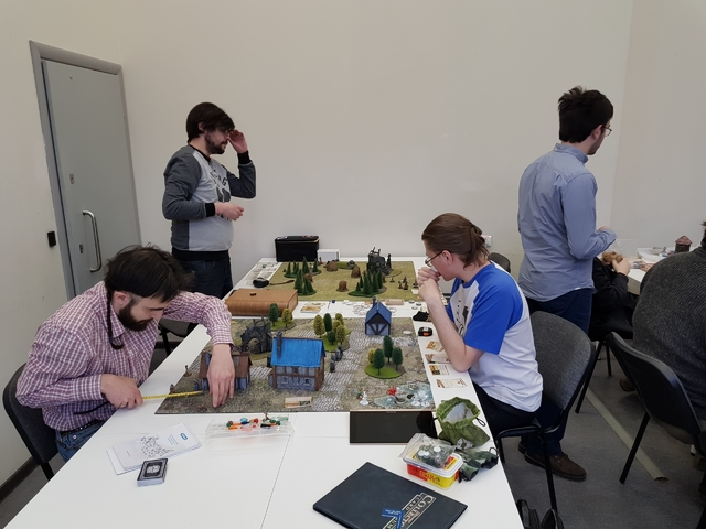 [RUSSIA] [Moscow] 35SS Draft-tournament - Geek Wars