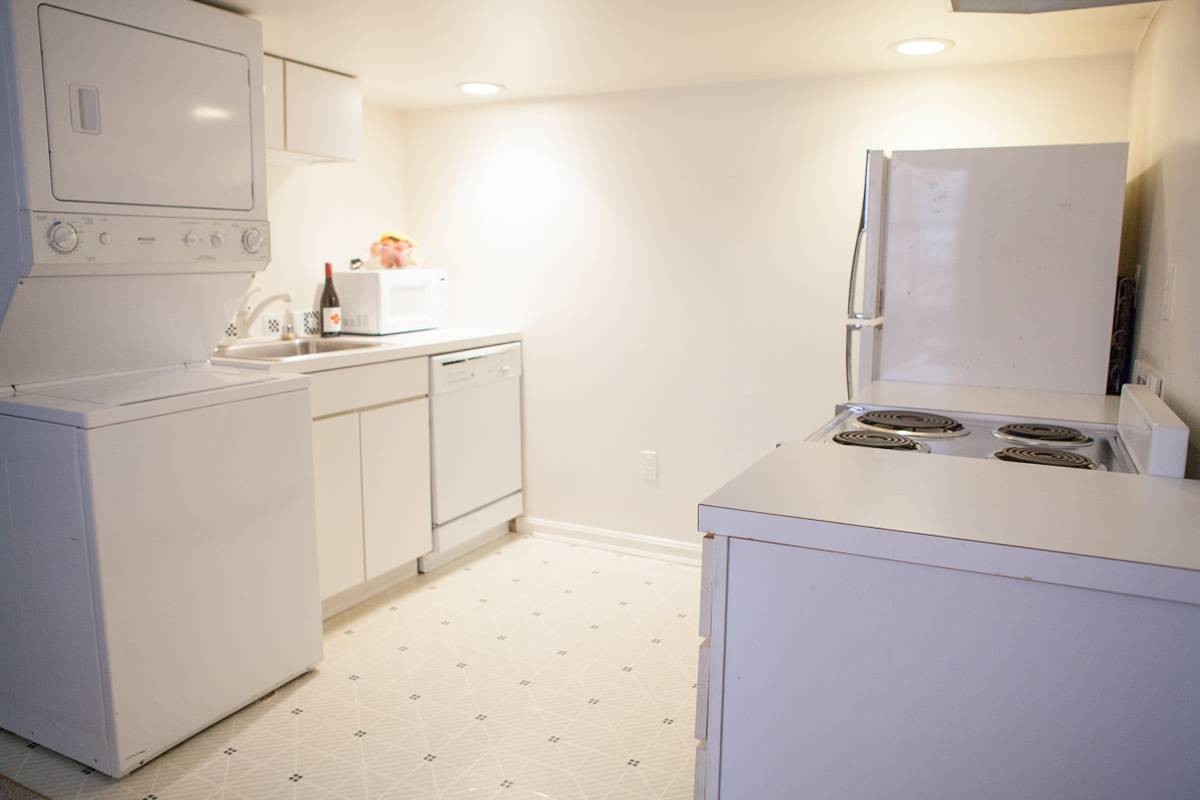 Spacious 1BR on Capitol Hill