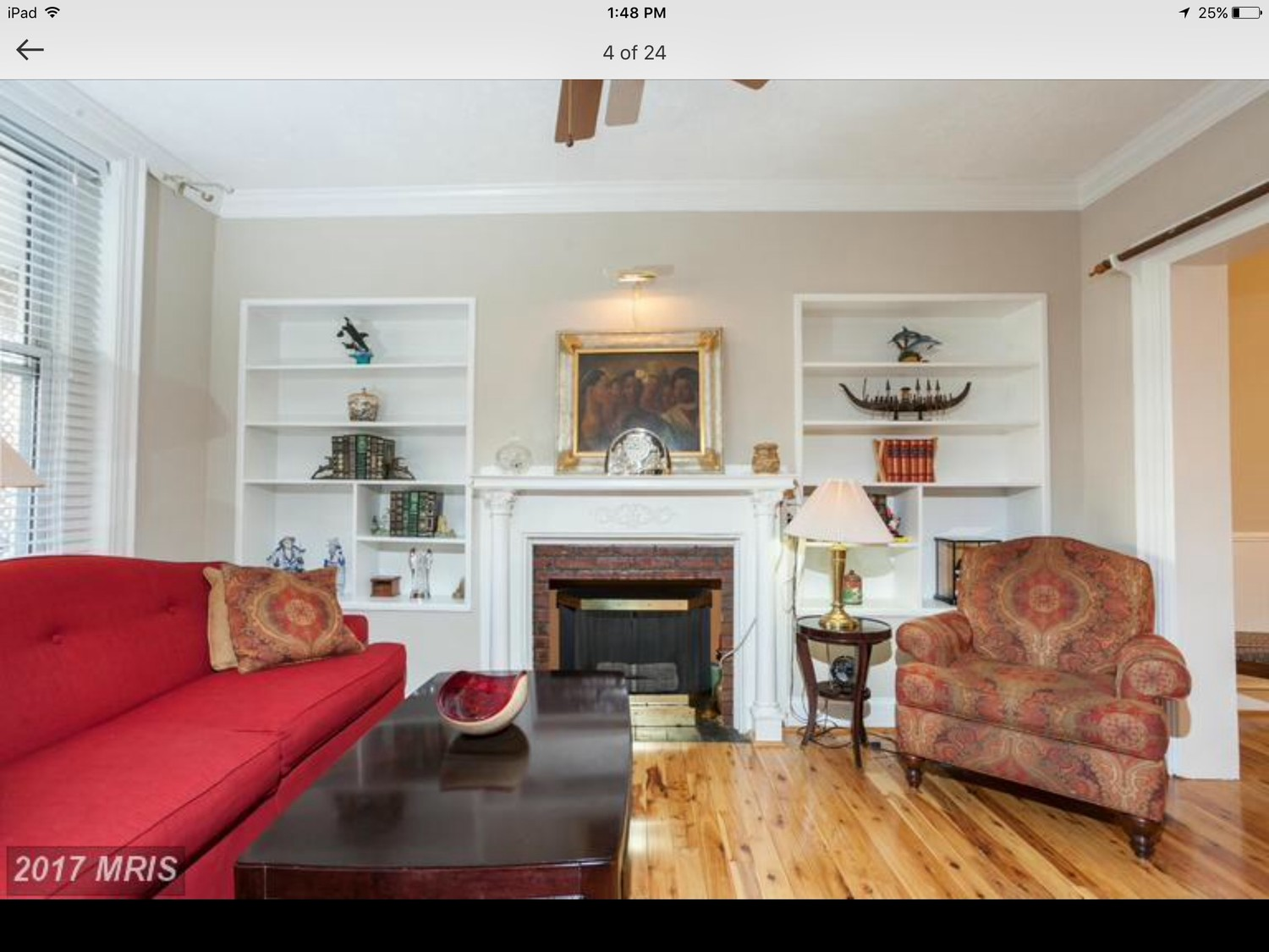 Rooms available in Bloomingdale rowhome