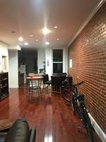 one bed room in 3 BR row house in Columbia Heights