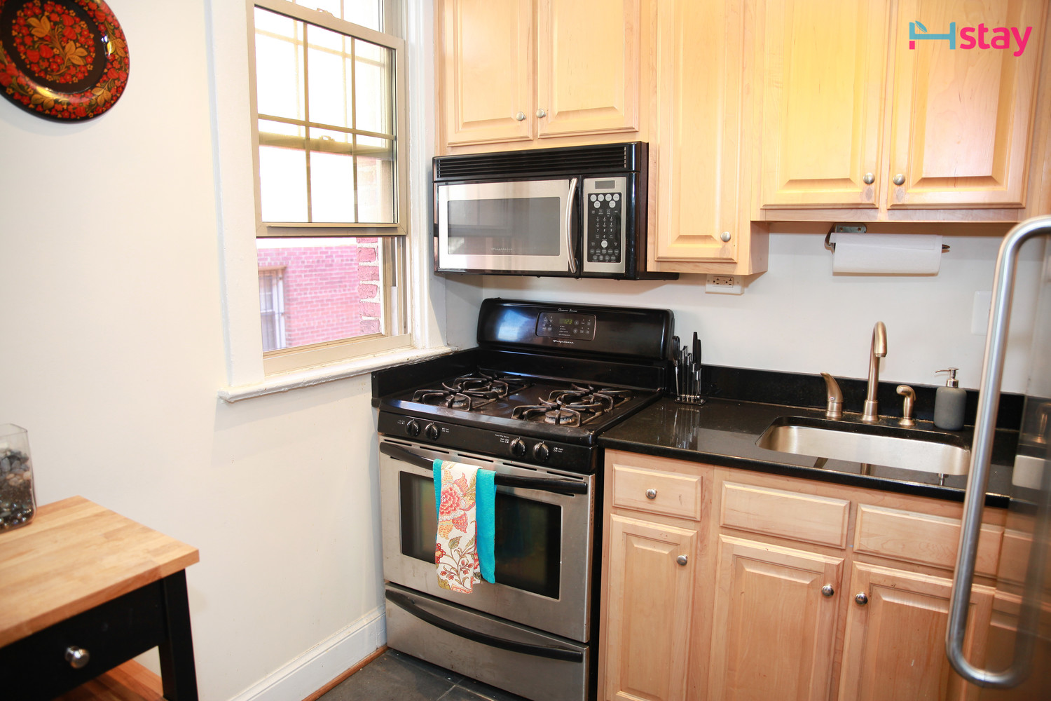Fully Furnished 1 bdr 1 bath Apartment (Cathedral Heights /AU- American University / GW / Georgetown)