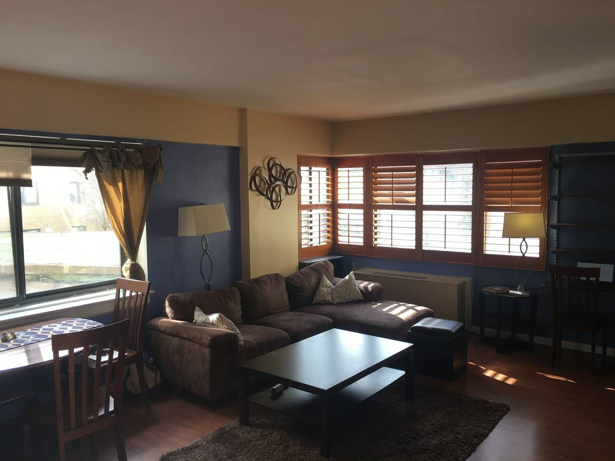 Cleveland Park Apartment Available