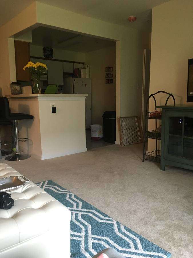 Room for rent in 2/Br 2/BA roommate style apartment