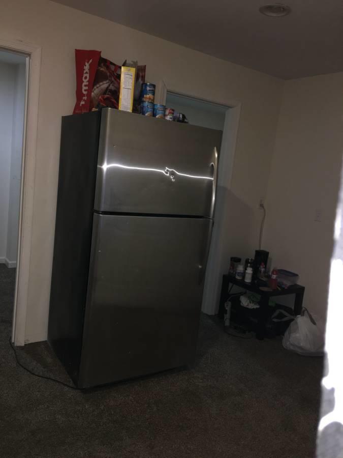 Room in basement