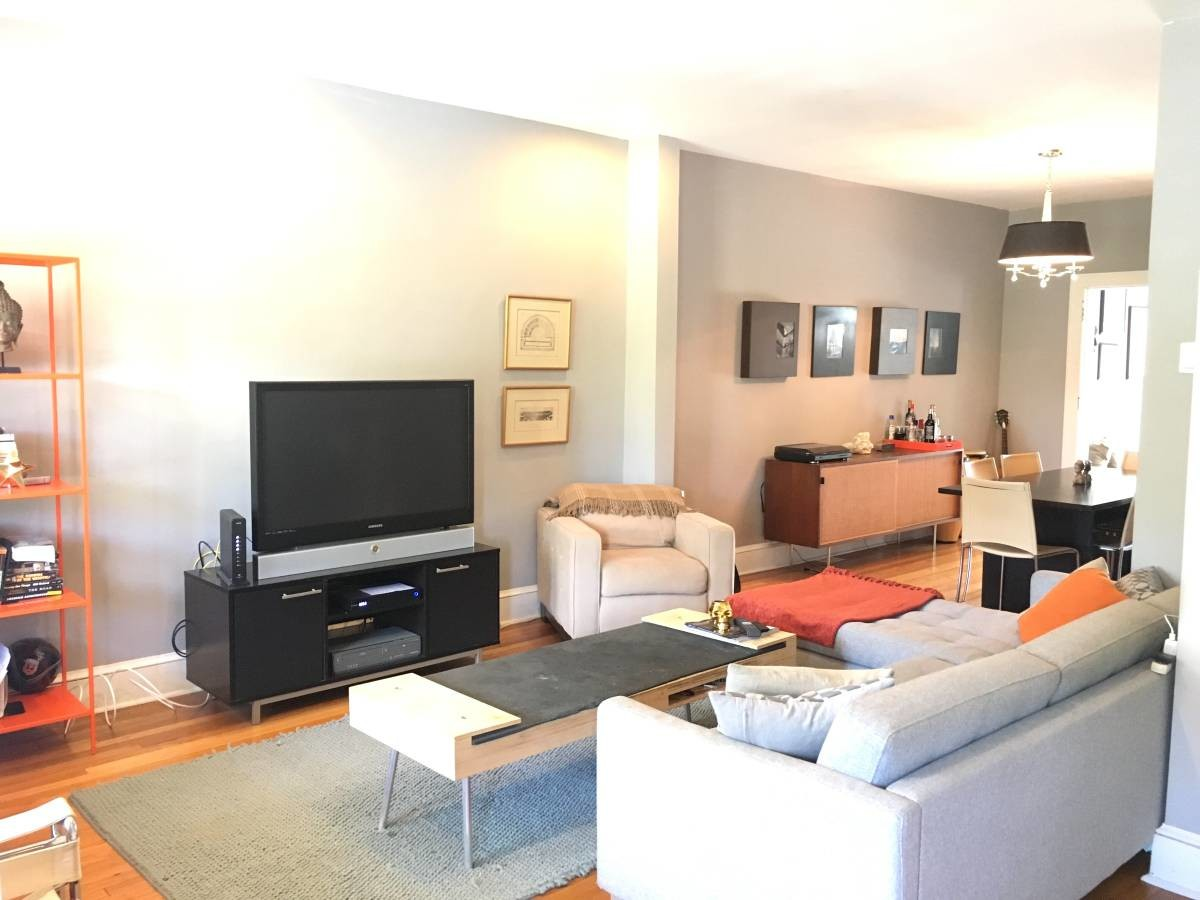2 bedrooms in Brightwood Park rowhouse