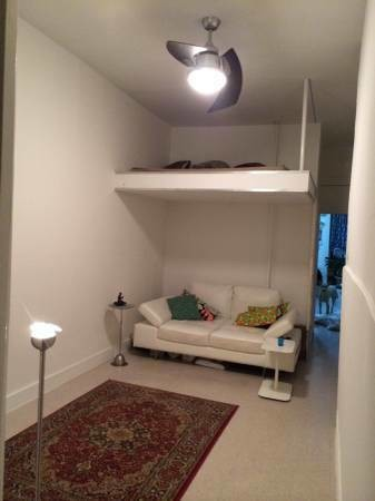 BRIGHT CLEAN APT WITH FURNISHED ROOM For Students and Interns
