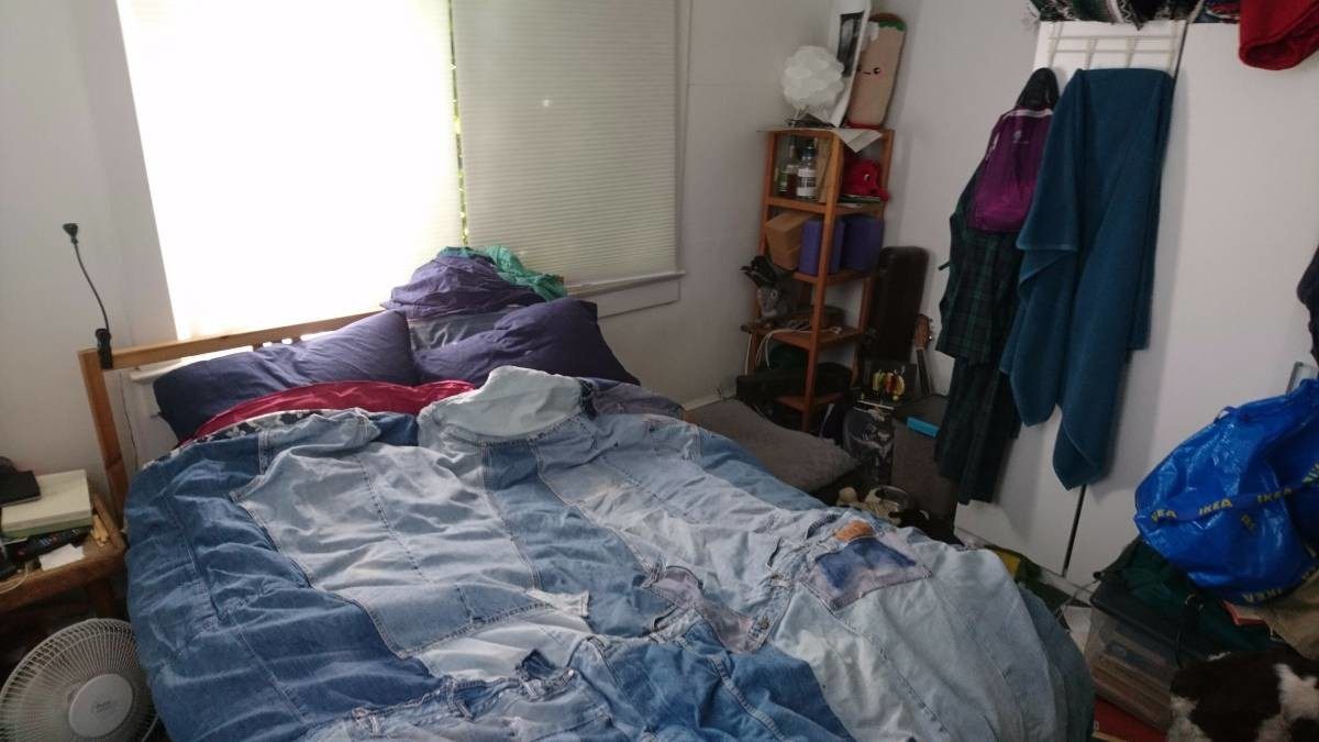 Room in Mt Rainier Group House (just over the DC/MD line)