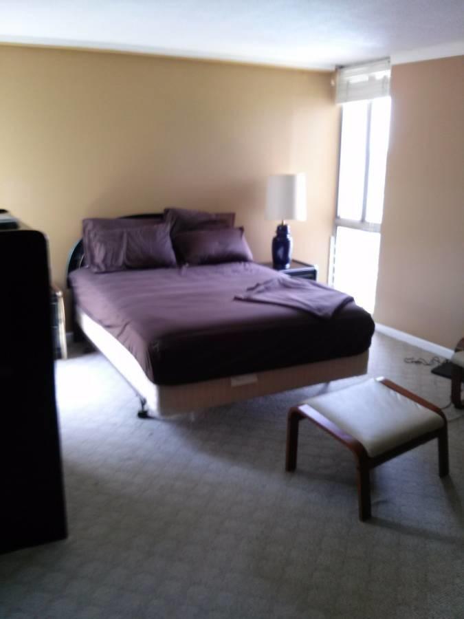 Large Furnished Bedroom &Shared Bathroom