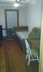 Grad/PhD int... student HOUSING very clean and quiet, across the street (Lowell MA)