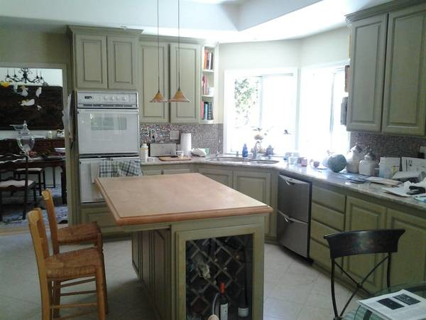 Furnished 1 bedroom (Granada Hills)