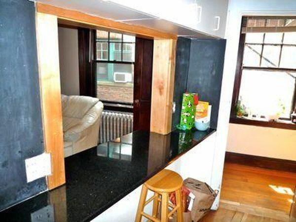 1 bedroom in a 3 bedroom apartment