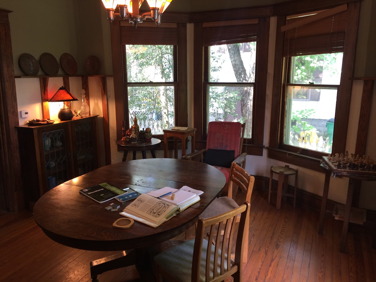 Urbane Hosts in Historic Home