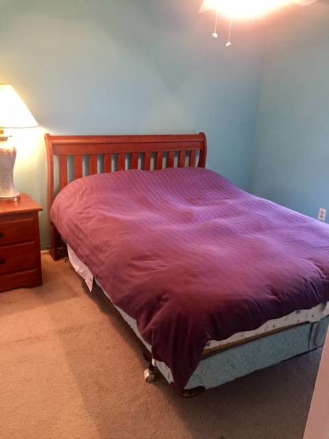 NICE FURNISHED BEDROOM FOR RENT FOR 1 PERSON AVAILABLE