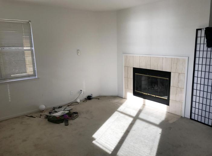Converted living room in Bayside Village