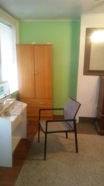 Furnished private room with private bath for rent