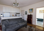 Spacious one-bedroom apartment in a beautiful historical certified house