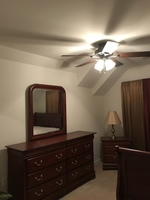 4th Floor furnished Master Bedroom w/ full bath, Living Room, WalkIn Closet