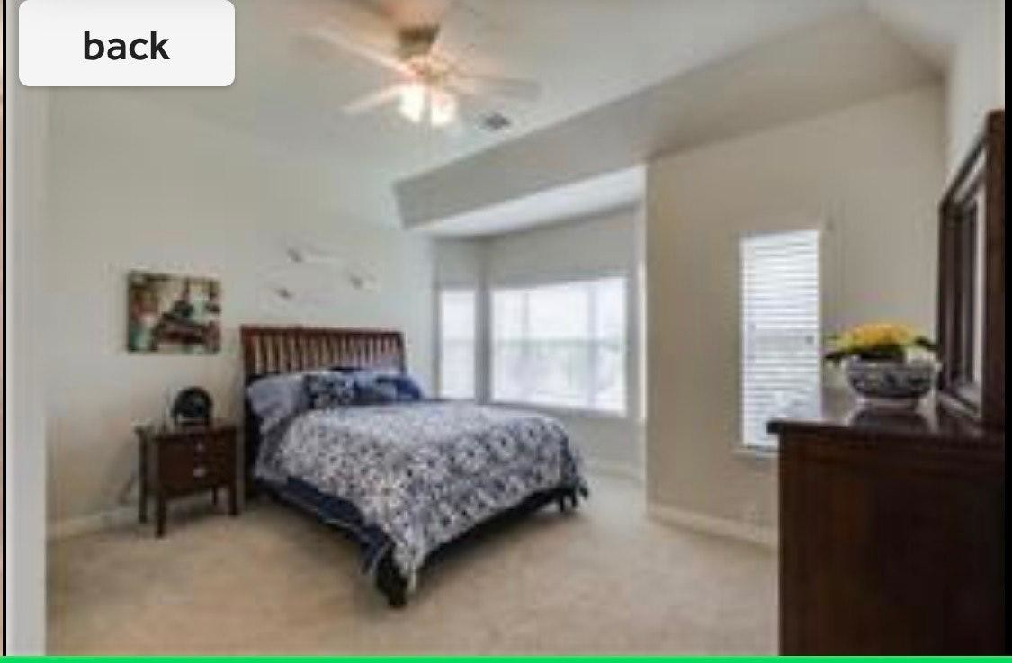 Renting a room  from a 3,744 sq ft home